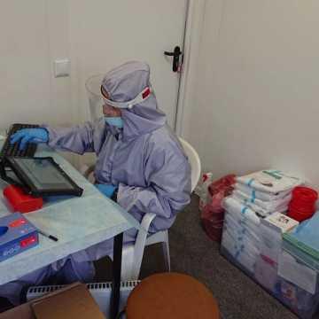 Sanepid Radomsko: 41 nowych przypadków koronawirusa, 92 ozdrowieńców
