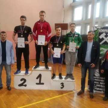 Trzy razy złoto zapaśników ZKS Radomsko