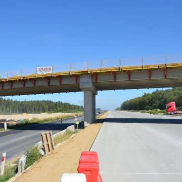 3 km nowej nitki autostrady A1 na odcinku Kamieńsk-Radomsko