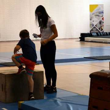 """VI Mistrzostwa Powiatu Radomszczańskiego w CrossFit """"Titans Games 2020"""""""