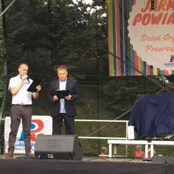 Jarmark Powiatowy 2018 w parku Solidarności