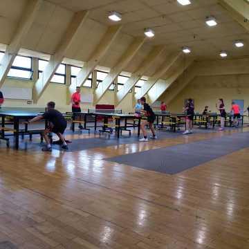 Tenisiści UMLKS Radomsko na obozie sportowym w Wiśle