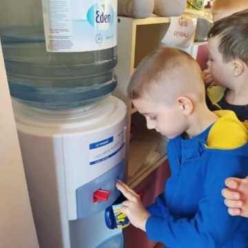 Światowy Dzień Wody w PSP nr 8 w Radomsku