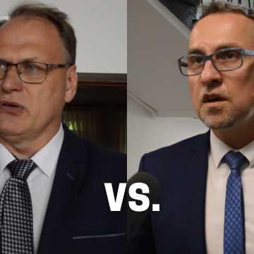 Dwugłos o podwyżkach opłat za śmieci - Dębski vs. Ferenc