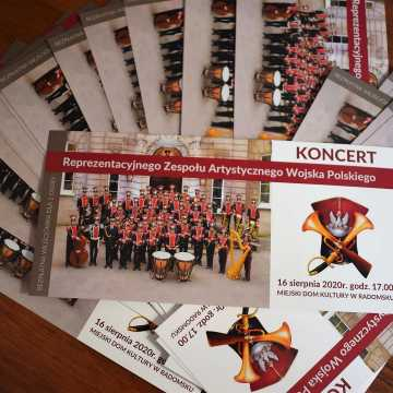 Odbierz wejściówkę na koncert Reprezentacyjnego Zespołu Artystycznego Wojska Polskiego