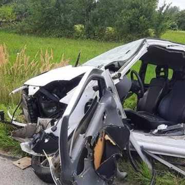 Śmiertelny wypadek w gminie Kobiele Wielkie