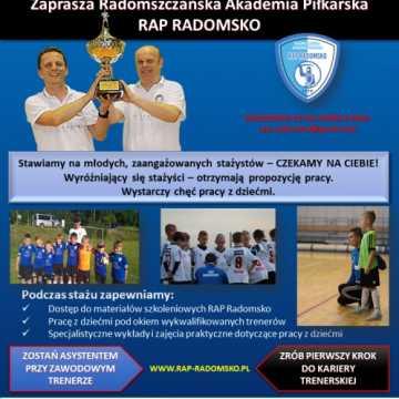 W RAP Radomsko szukają trenera
