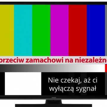 Protest w obronie niezależnych mediów. Już 10 sierpnia na placu 3 Maja w Radomsku