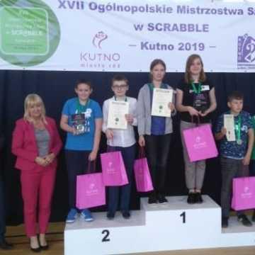 Uczennice PSP nr 9 mistrzyniami Polski w Scrabble