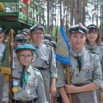 Harcerski Zlot Hufca w Białym Brzegu