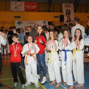 Dwa złote medale dla Weroniki Mazur