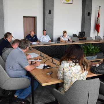 Zespół ocenił stan bezpieczeństwa w Radomsku