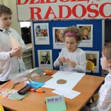 Poeci Dziecięcej Radości w Reymontówce