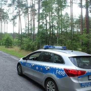 13-latek zaginął w lesie