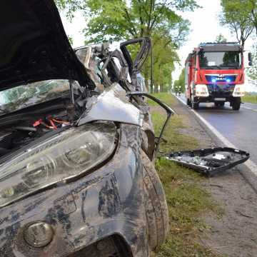 Nie żyje 23-letni kierowca z powiatu radomszczańskiego