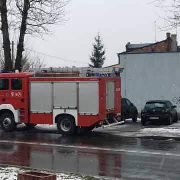 Alarm bombowy w radomszczańskiej skarbówce