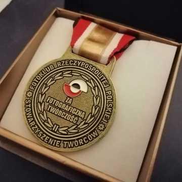 Złoty medal za twórczość dla Marcina Kwarty