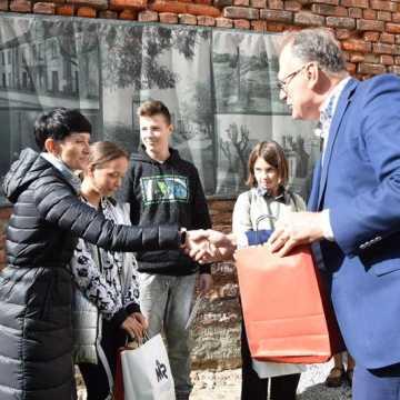 Poznawali Radomsko – miasto braci Różewiczów