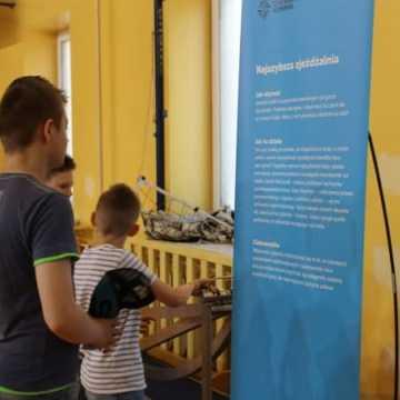 Naukobus odwiedził Publiczną Szkołę Podstawową nr 4 w Radomsku