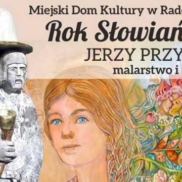 """Finisaż wystawy Jerzego Przybyła """"Rok Słowiański"""""""