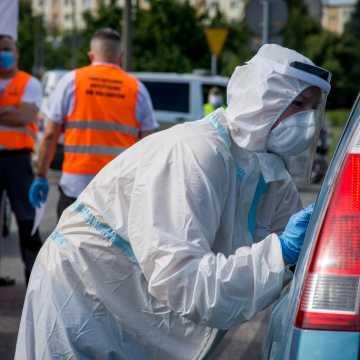 W Łódzkiem jest 285 nowych zakażeń koronawirusem, w pow. radomszczańskim - 6