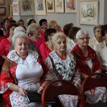 """Festiwal Twórczości Seniorów """"Zaczaruj dźwiękiem Listopad"""""""