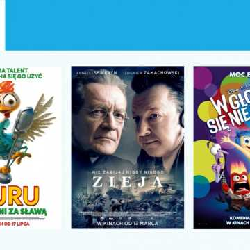 Kino MDK zaprasza. Repertuar od 28 sierpnia do 3 września