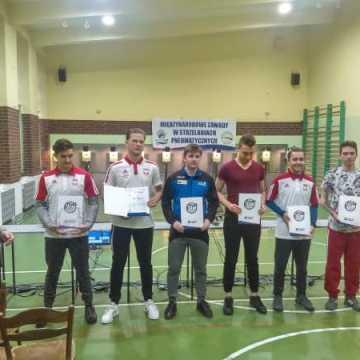 """Zawodnicy """"10-tki"""" na zawodach Balitic CUP 2019"""