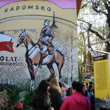 Śladami radomszczańskich murali, czyli spacer z historią w tle