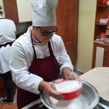 Konkurs kulinarny w Zespole Szkół Centrum Kształcenia Rolniczego w Dobryszycach