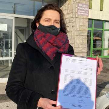 Poseł Sowińska: mam nadzieję, że marszałek nie zlikwiduje filii bibliotek pedagogicznych