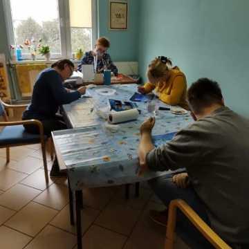 WTZ w Radomsku rozszerzają działalność. Uruchomiono pracownię rękodzieła