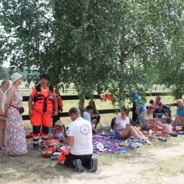 """Piknik rodzinny """"Pomaluj nasz świat"""" w """"Dojo  - Stara Wieś"""""""