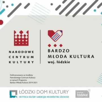 """MDK został partnerem ŁDK w projekcie """"Bardzo Młoda Kultura"""""""