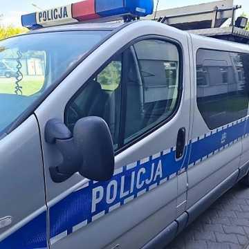 Mężczyzna został potrącony w nocy w Radomsku. Sprawca zdarzenia uciekł