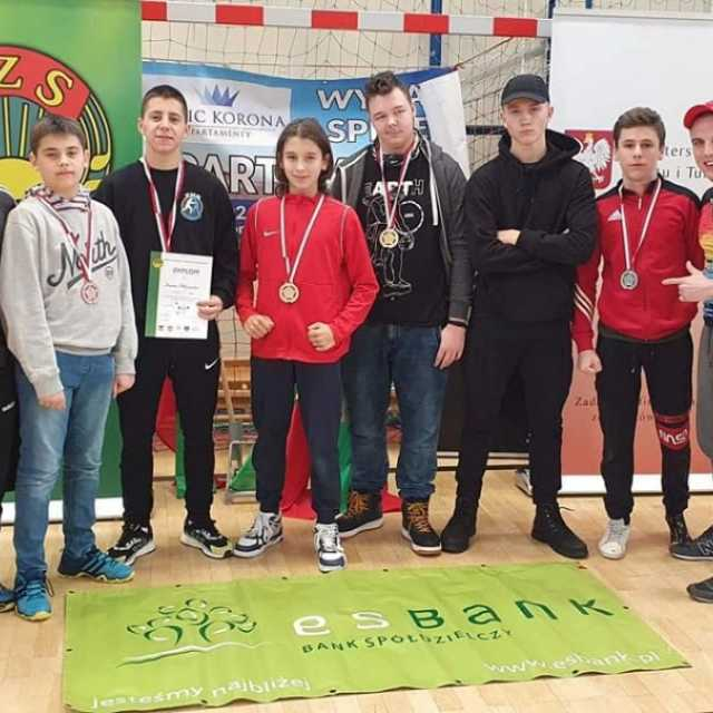 Medaliści z ZKS Radomsko