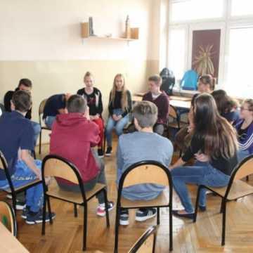 Jak niszczą dopalacze – warsztaty dla młodzieży szkolnej