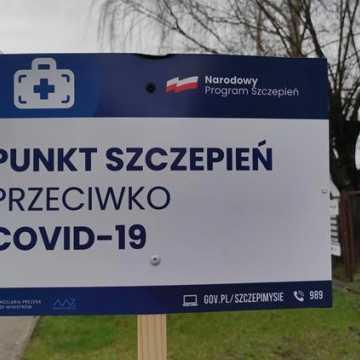 Punkt Szczepień Powszechnych w Radomsku już działa!