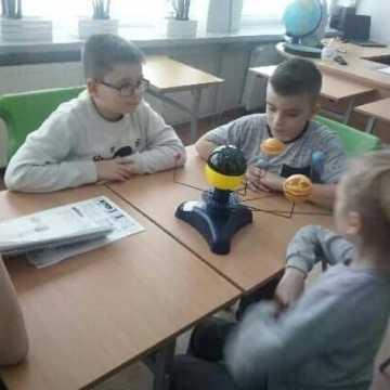 Z uśmiechem przez świat w PSP nr 8 w Radomsku