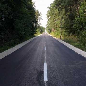 Droga do Piskorzeńca: kolejny odcinek już po remoncie