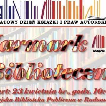 Zaproszenie na Jarmark Biblioteczny