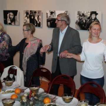 Wigilijne wieczerze seniorów z Radomska