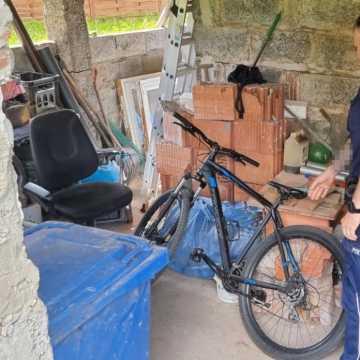 70-latek ukradł rower. Długo się nim nie nacieszył
