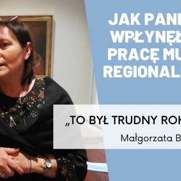 """""""To był trudny rok"""" – Małgorzata Borek podsumuje początek swojej kadencji"""