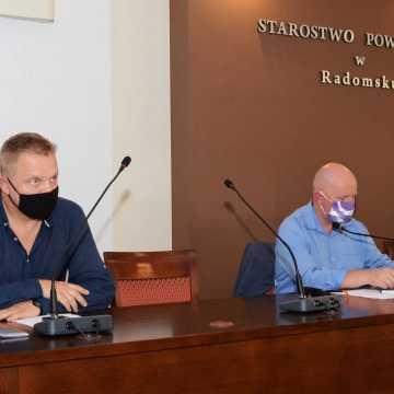 Radni rozmawiali o powiatowej oświacie