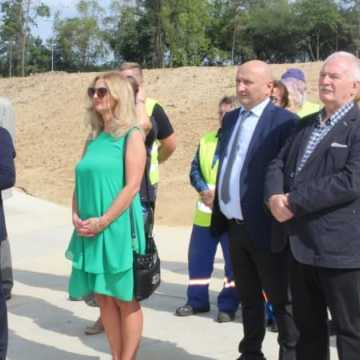 Otwarto nową kwaterę na Składowisku Odpadów w Płoszowie