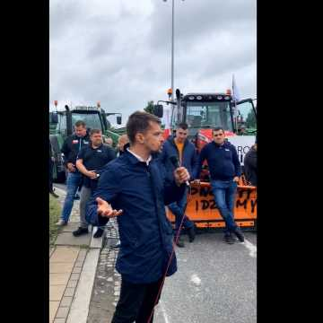 Protest rolników z Agrounii zakończony