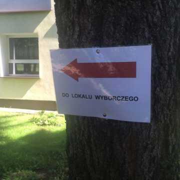 Frekwencja wyborcza w powiecie radomszczańskim - 67,37%