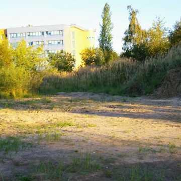 Urząd Miasta chce pozyskać pieniądze na budowę parku przy ul. Jagiellońskiej