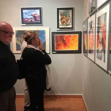 """Wernisaż wystawy malarstwa """"Akwarela Water Colour"""" w Muzeum"""